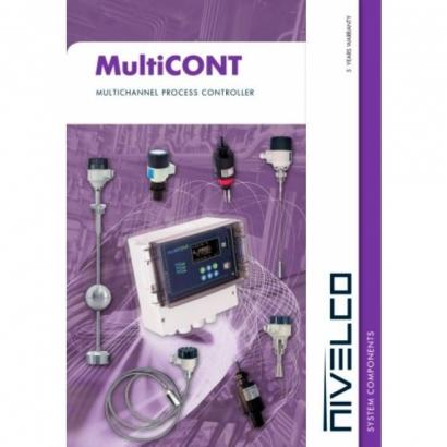 MultiCONT 多參數可程式液位流量控制器