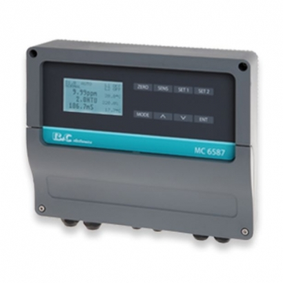 智慧型多參數控制器 MC6587 B&C